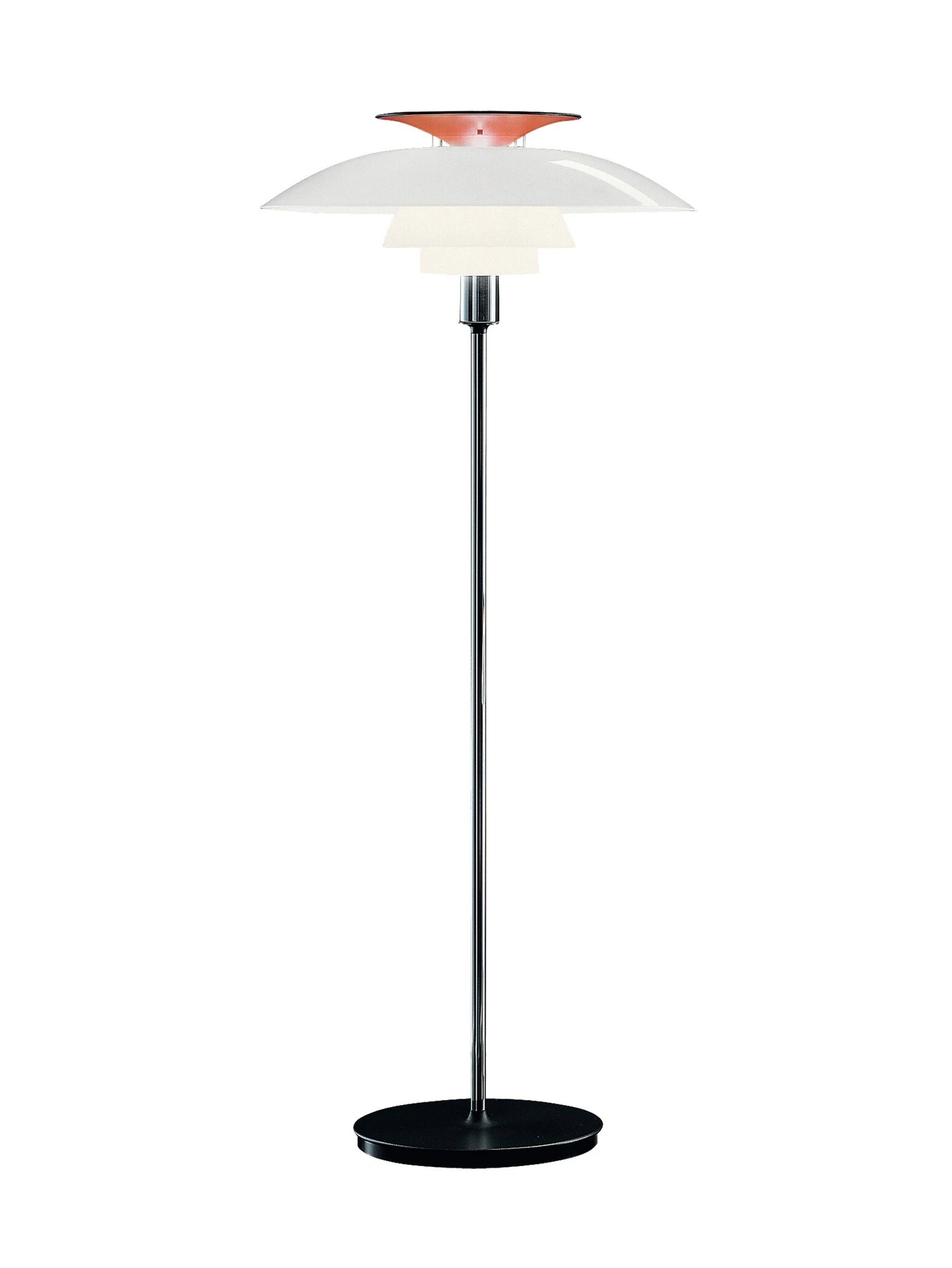 Pedestal Floor Lamps Louis Poulsen Ph 80 Floor Lamp
