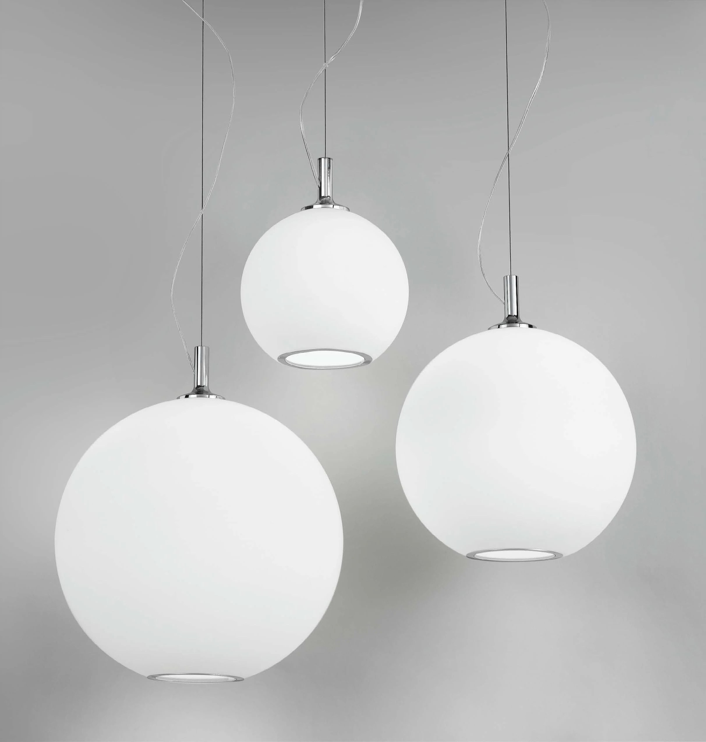 Artemide Suspension Artemide Sphera Suspension Lamp