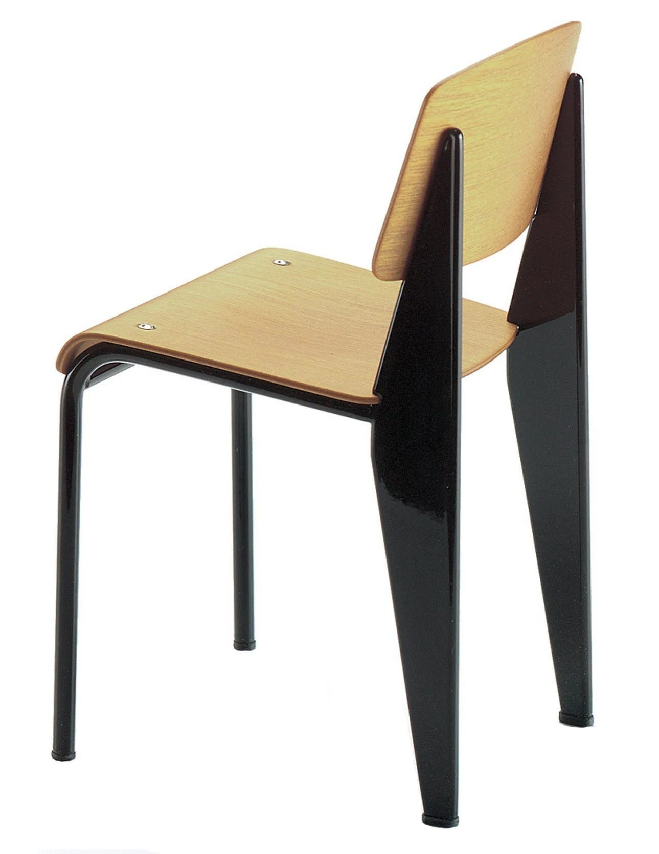 Modern Furniture History Vitra Miniatures Standard Chair