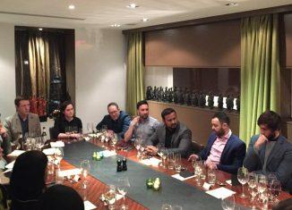 Lightspeed round table talking