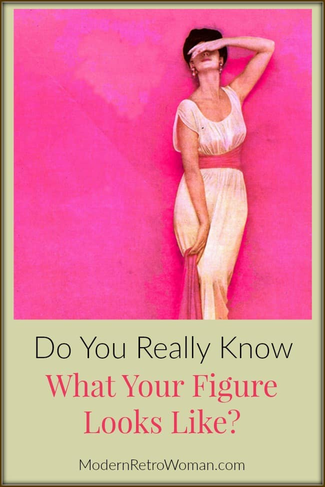 Do You Really Know What Your Figure Looks Like?