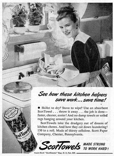 ScotTowels Advertisement