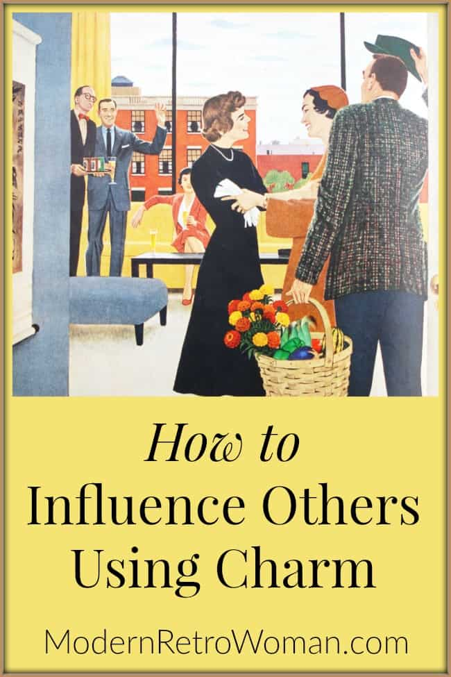 How to Influence Others Using Charm