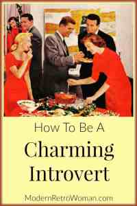 How to be a Charming Introvert