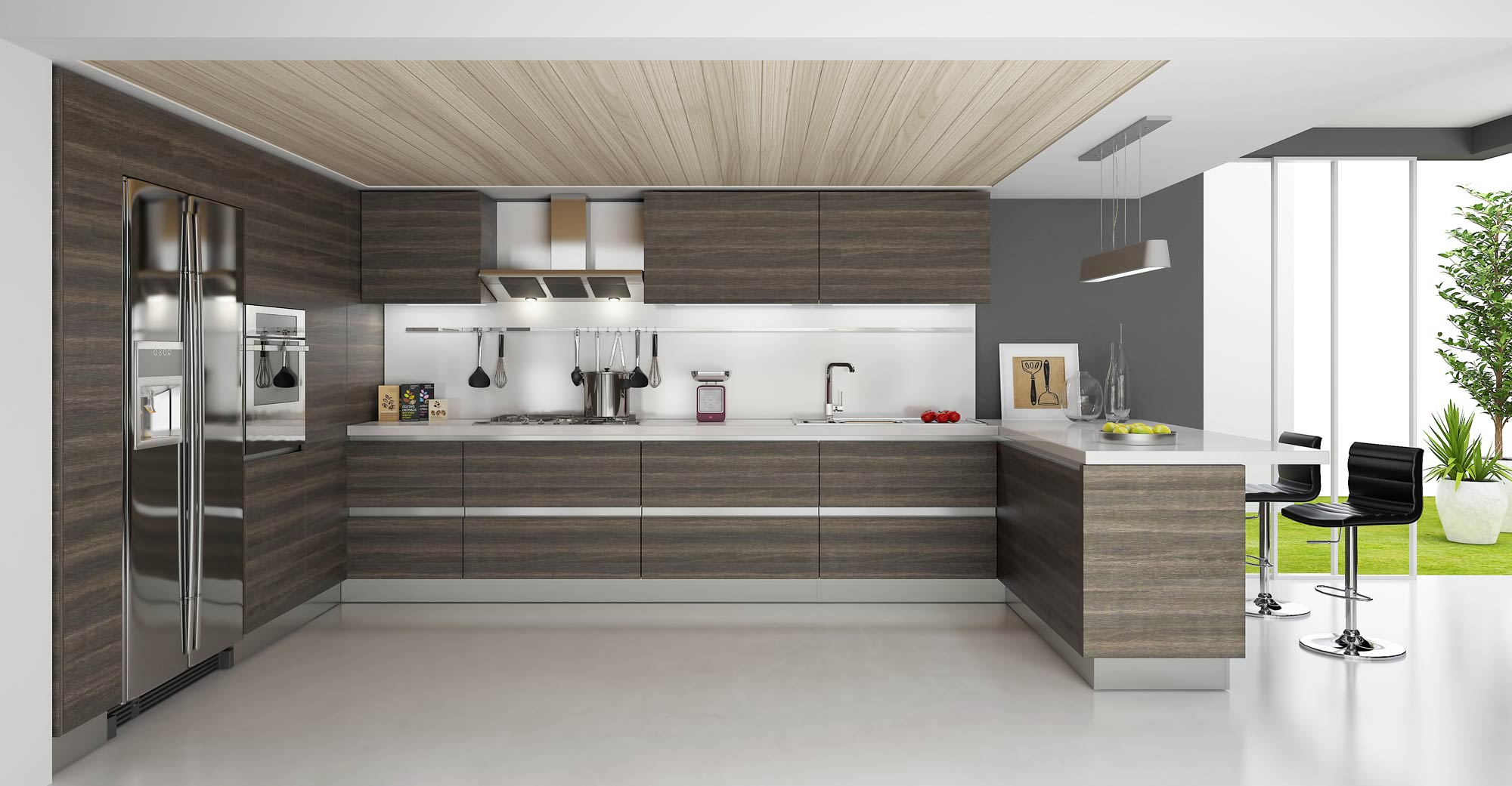 Modern Kitchen Cabinets Houston Contemporary And Modern Kitchens What Is The Difference Modern