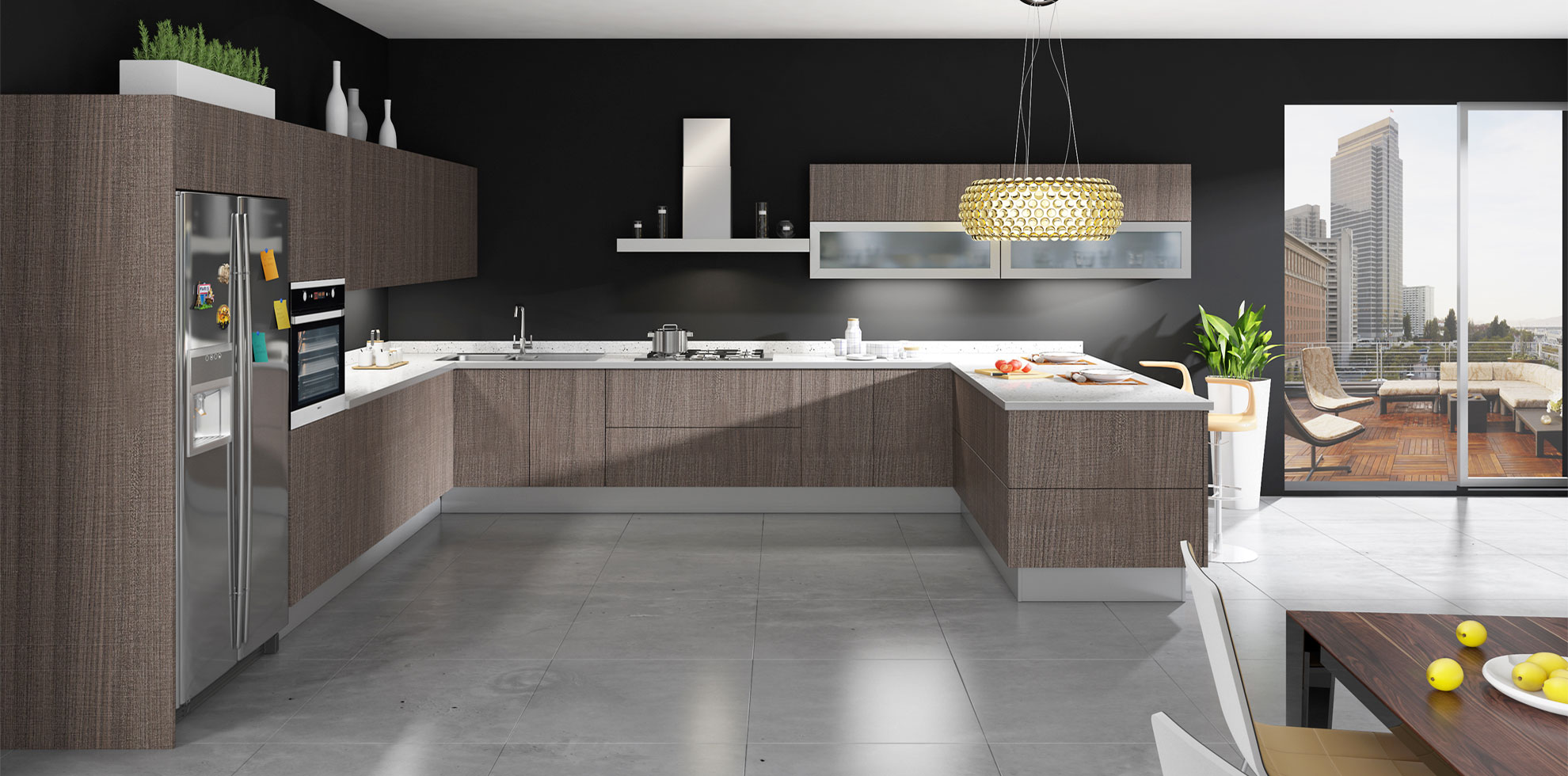 Modern Kitchen Designs Buy Online Modern Rta Cabinets