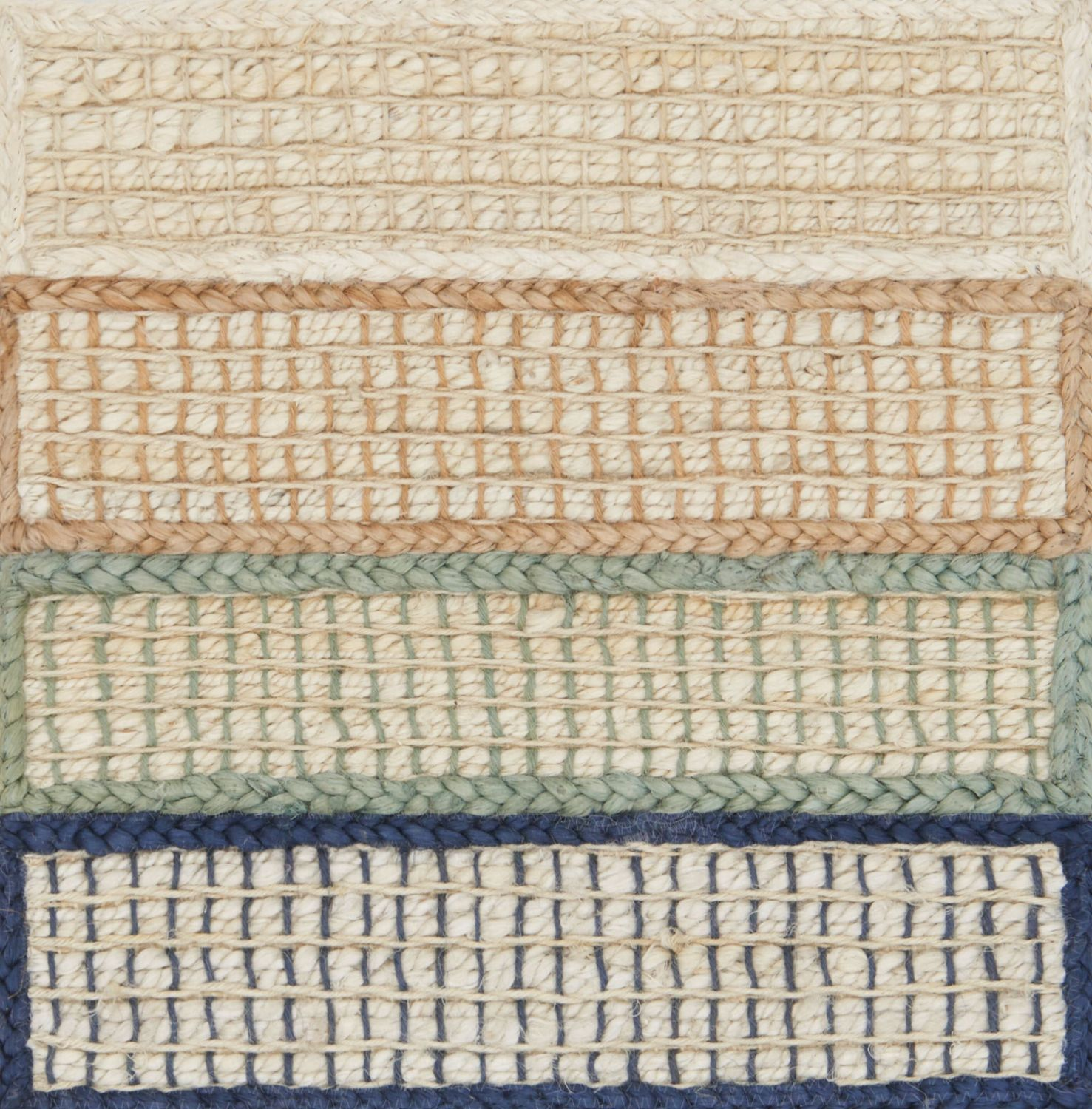 Large Rugs Sydney Loloi Sydney Dy 01 Color Block 01 Natural Fiber Rug From The