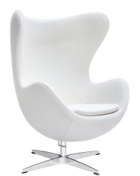 Arne Jacobsen Style Egg Chair Many Colors - Home and ...