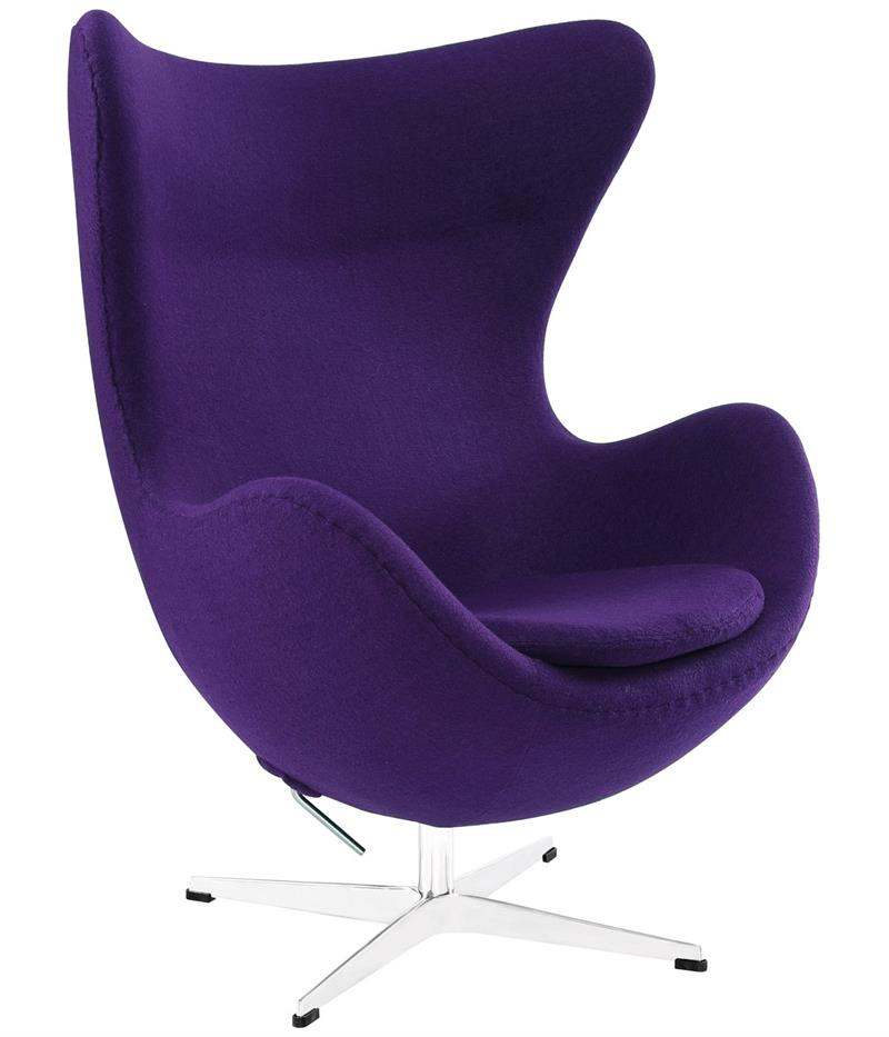 Arne Jacobsen Arne Jacobsen Style Egg Chair Many Colors - Home And