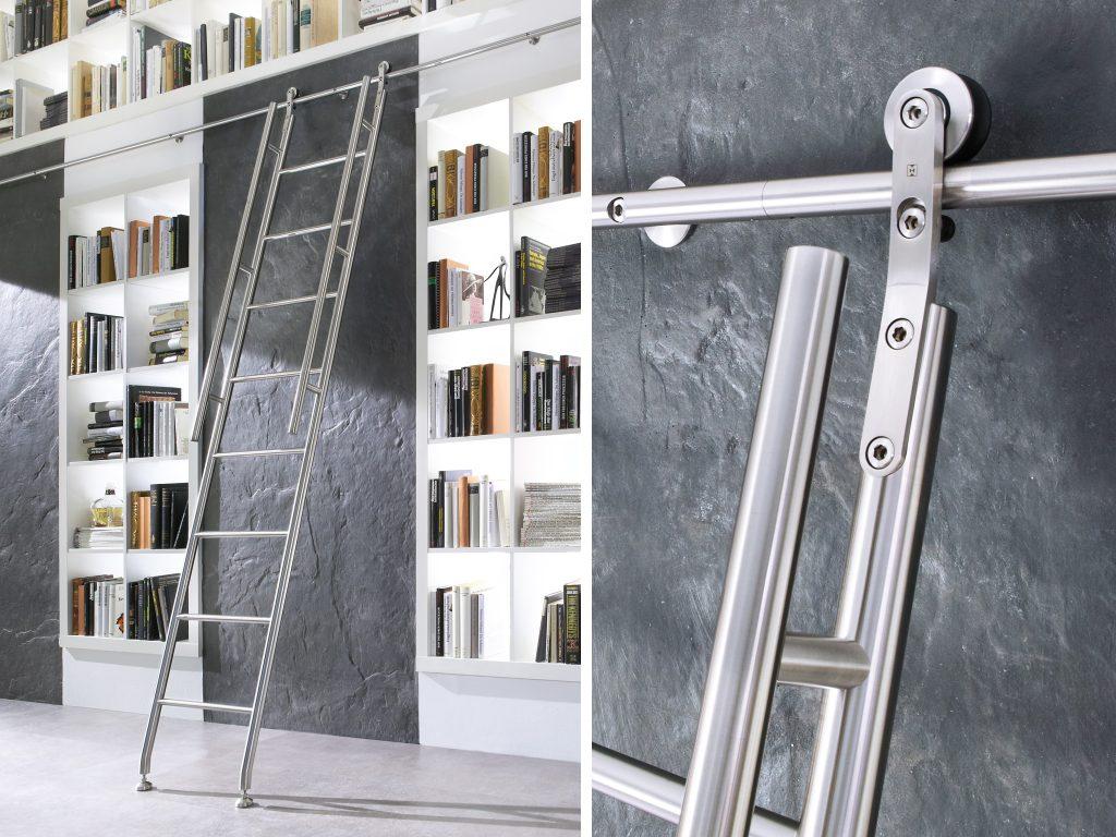 Wonderful Closet Ladder Folding Home Decor