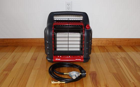 39mr Heater Buddy39 For Winter Survival Preparedness