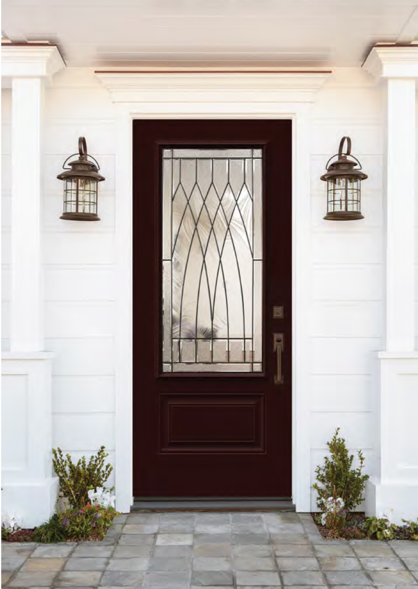 Fenplast Windows Review Chateau Series Entry Doors Modern Windows Doors St Catharines