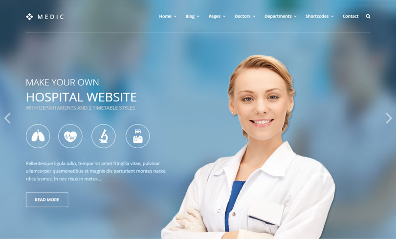 31 Best Health And Medical WordPress Themes Of 2019 - Modern WP Themes