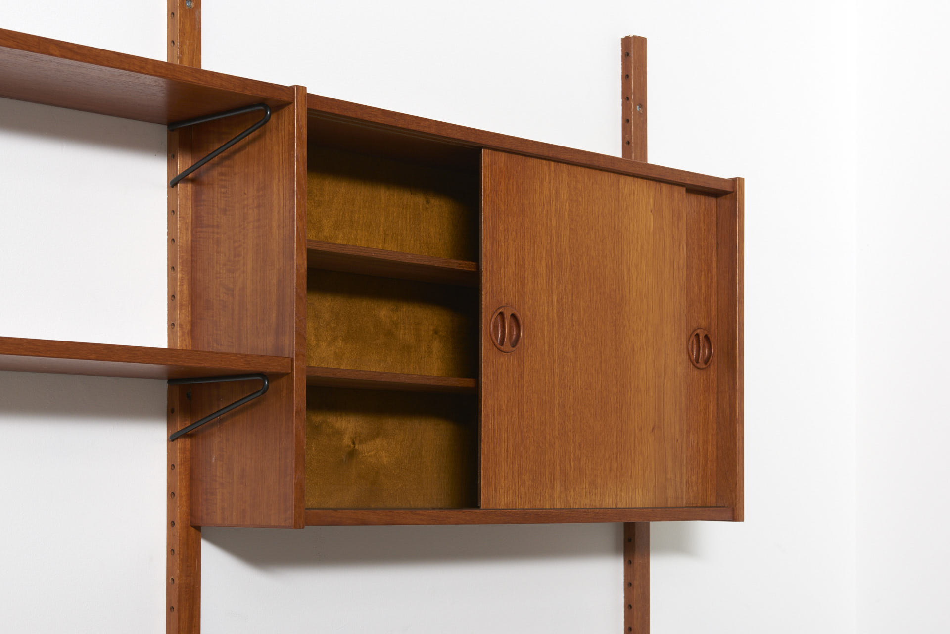 Horst Brüning A Large Danish Wall Unit 1960s — Archive — Modest Furniture