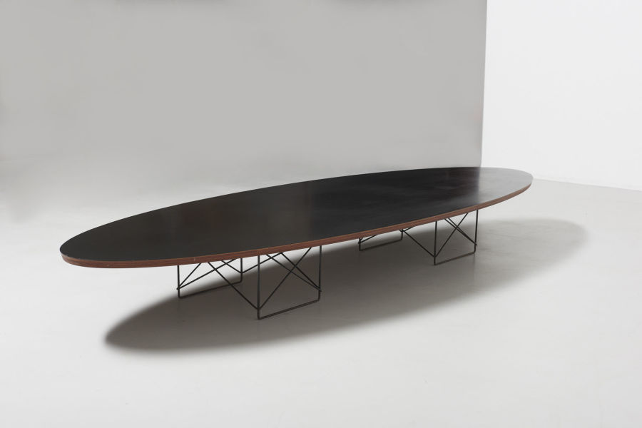 Etr Surfboard Coffee Table Charles Ray Eames Archive
