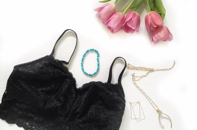 Plus Size bra lace bralette Ottawa Fashion Blog Mode XLusive