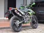Gambar Modifikasi Kawasaki Klx Keren Terbaru Modif Drag