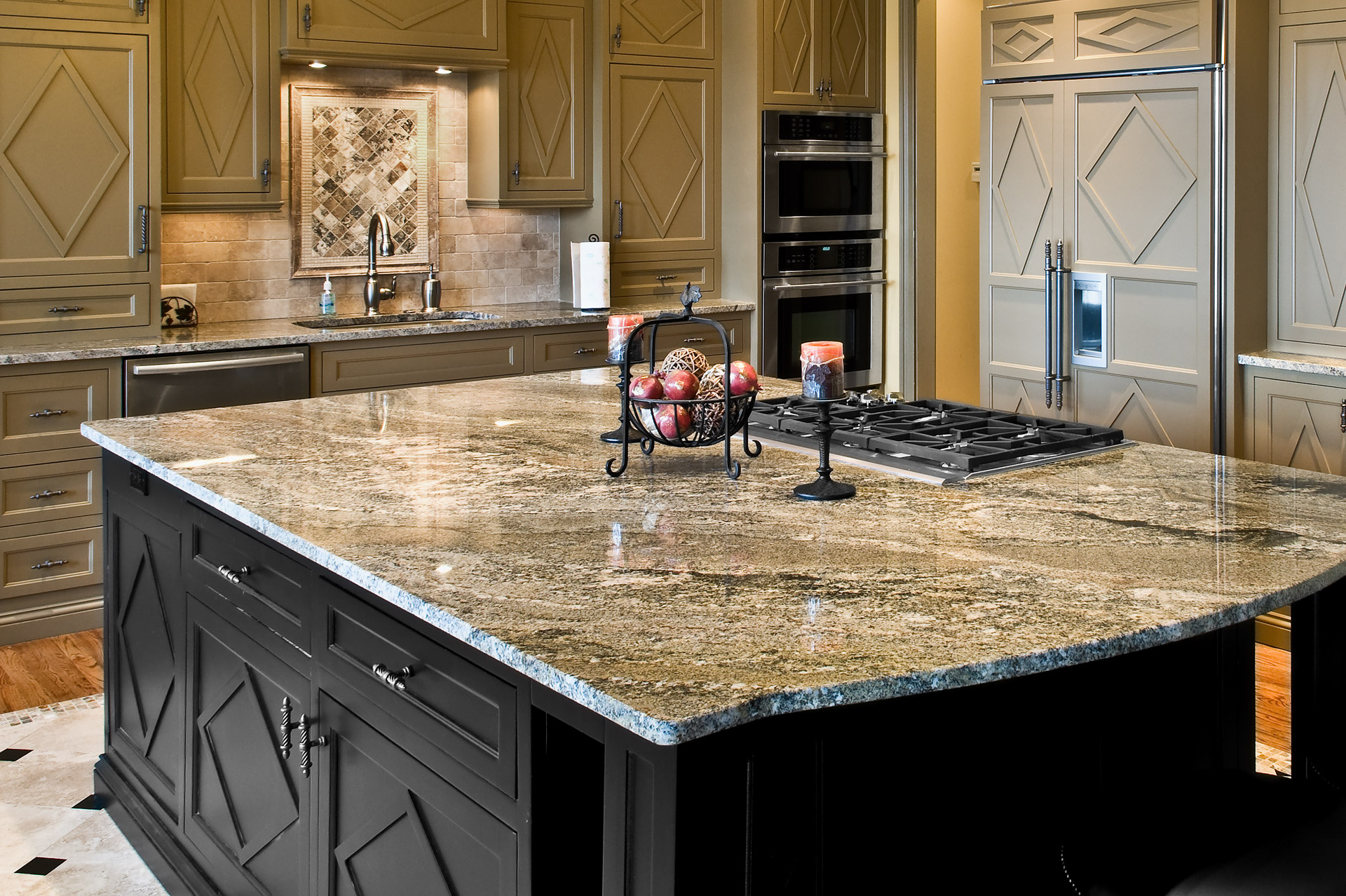 Granite Countertops Cincinnati Ohio Kitchen Modlich Stoneworks