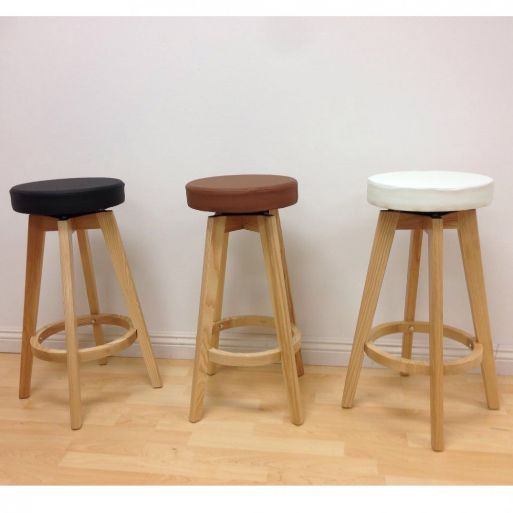 Wooden Kitchen Counter Stools Rex Wood Counter Stool
