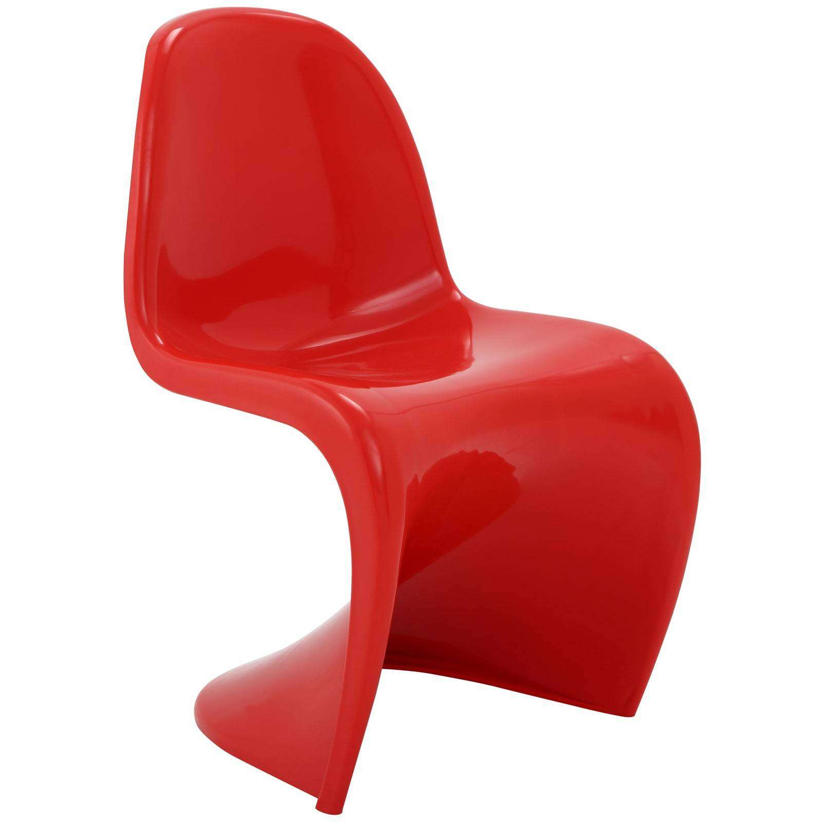 Chaise Pantom Verner Panton Style Chair