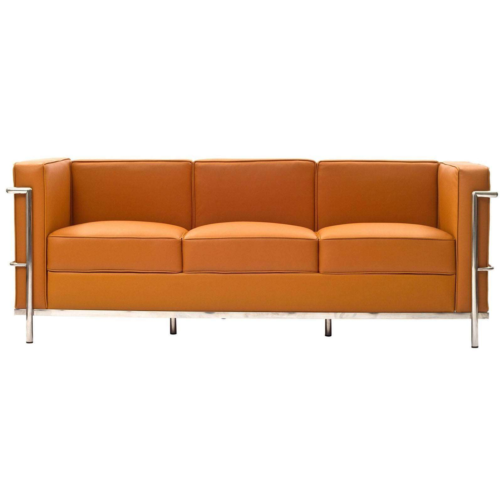 Sofa Le Corbusier Le Corbusier Style Lc2 Sofa Leather