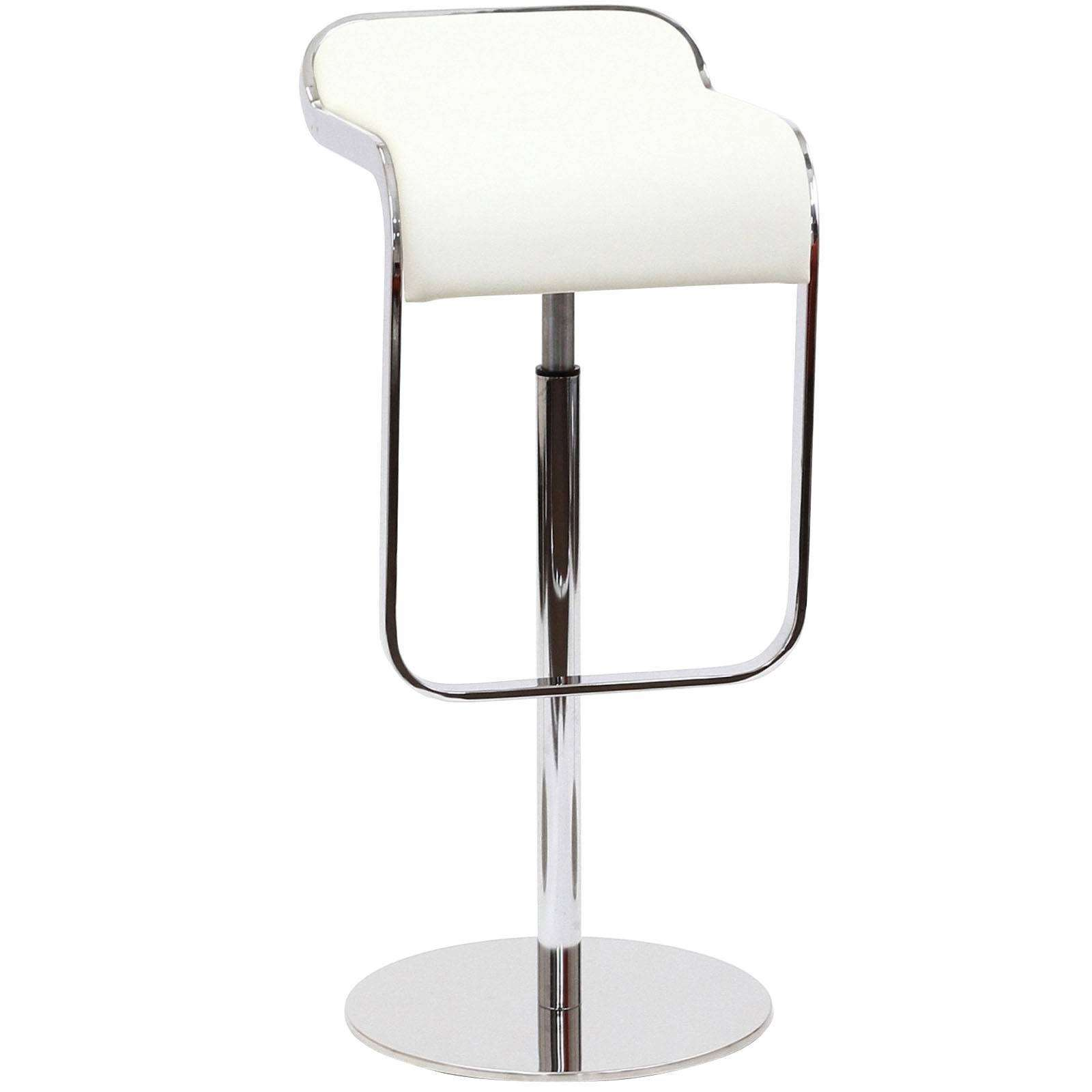 Chaise Bertoia Lem Piston Bar Stool - Leather