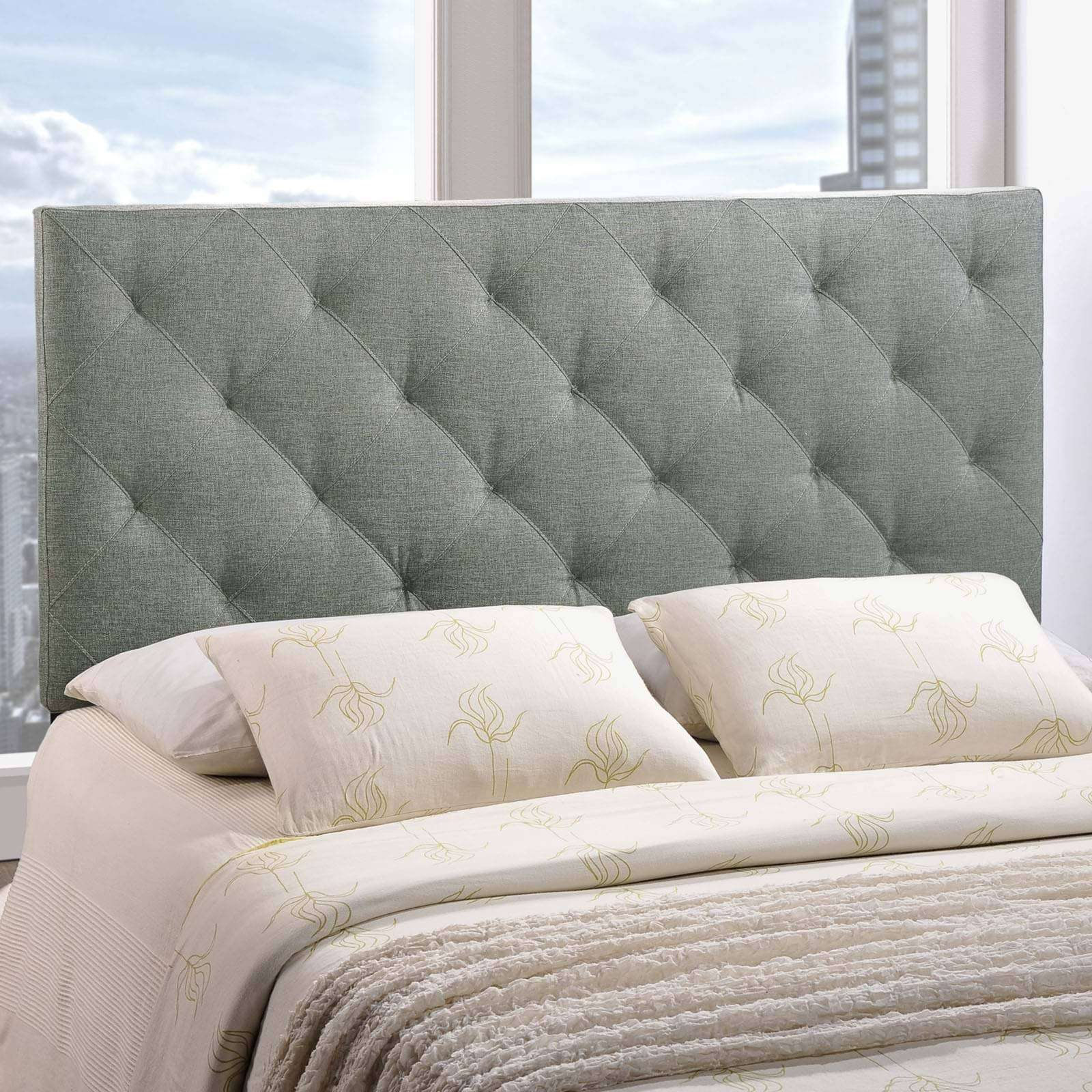 Philippe Starck Chaise Theodore Queen Fabric Headboard