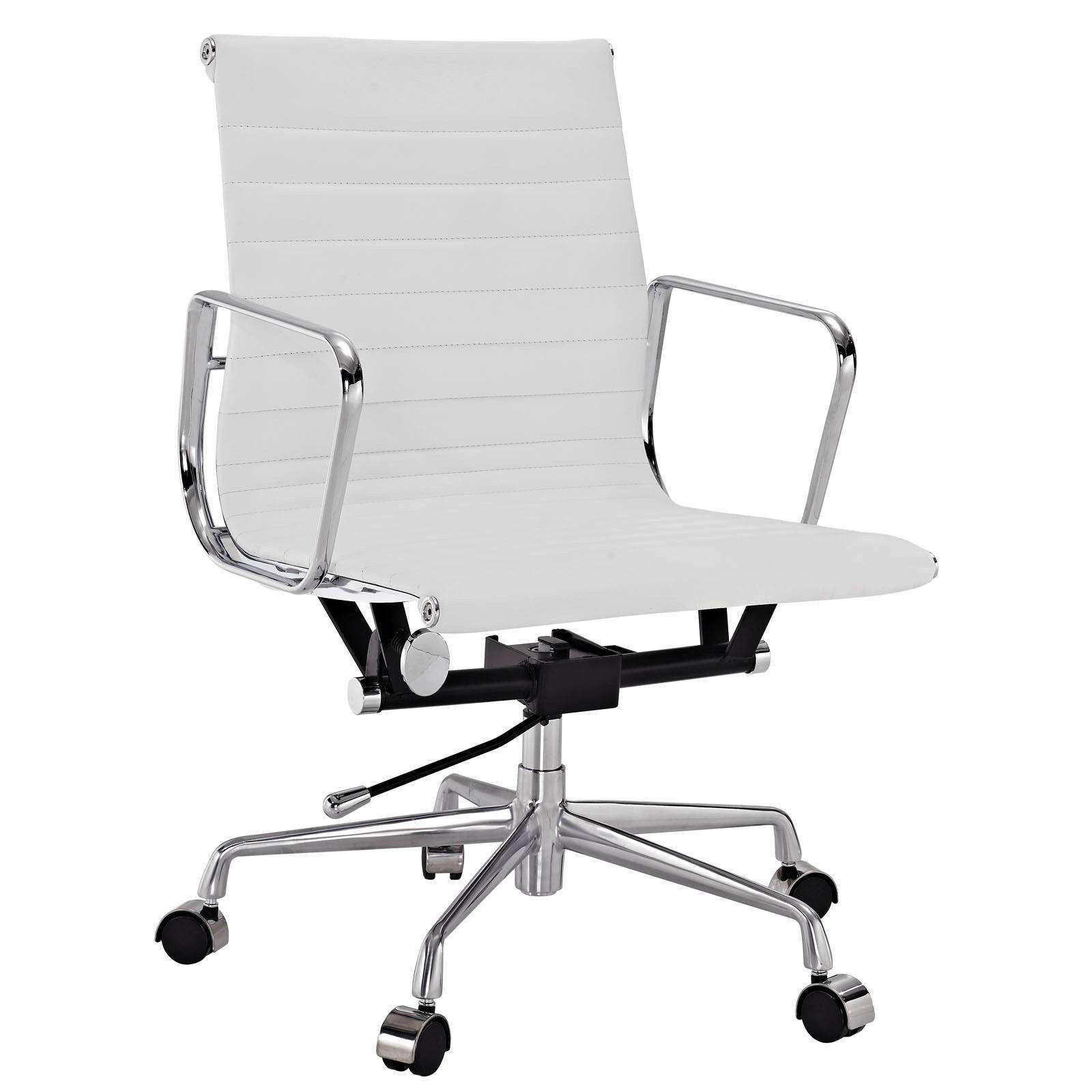 Office Chair Styles Eames Office Chair Aluminum Management Style Office