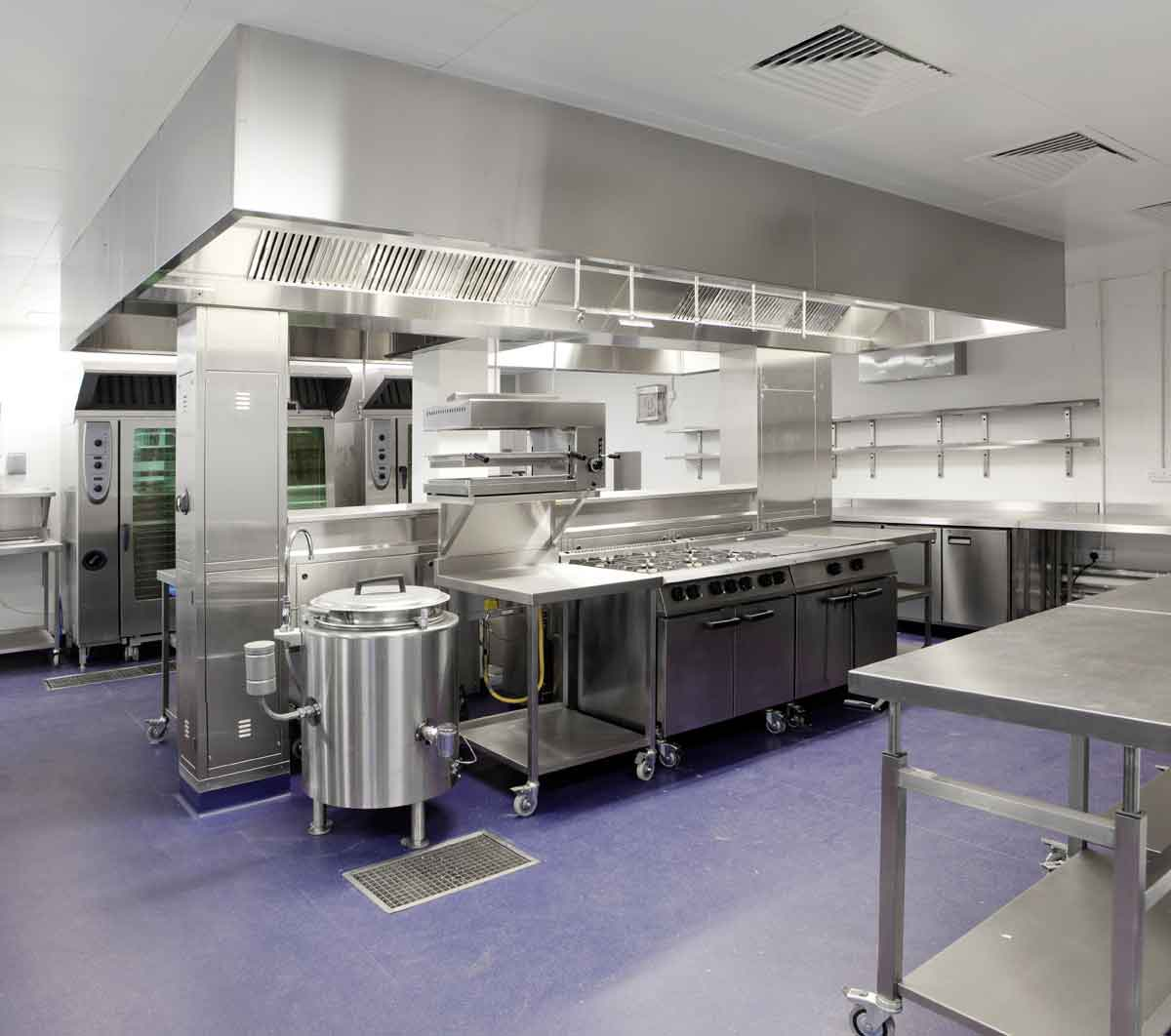 Restaurant Supply Long Island Stainless Steel Commercial Kitchen Modular Cold Rooms