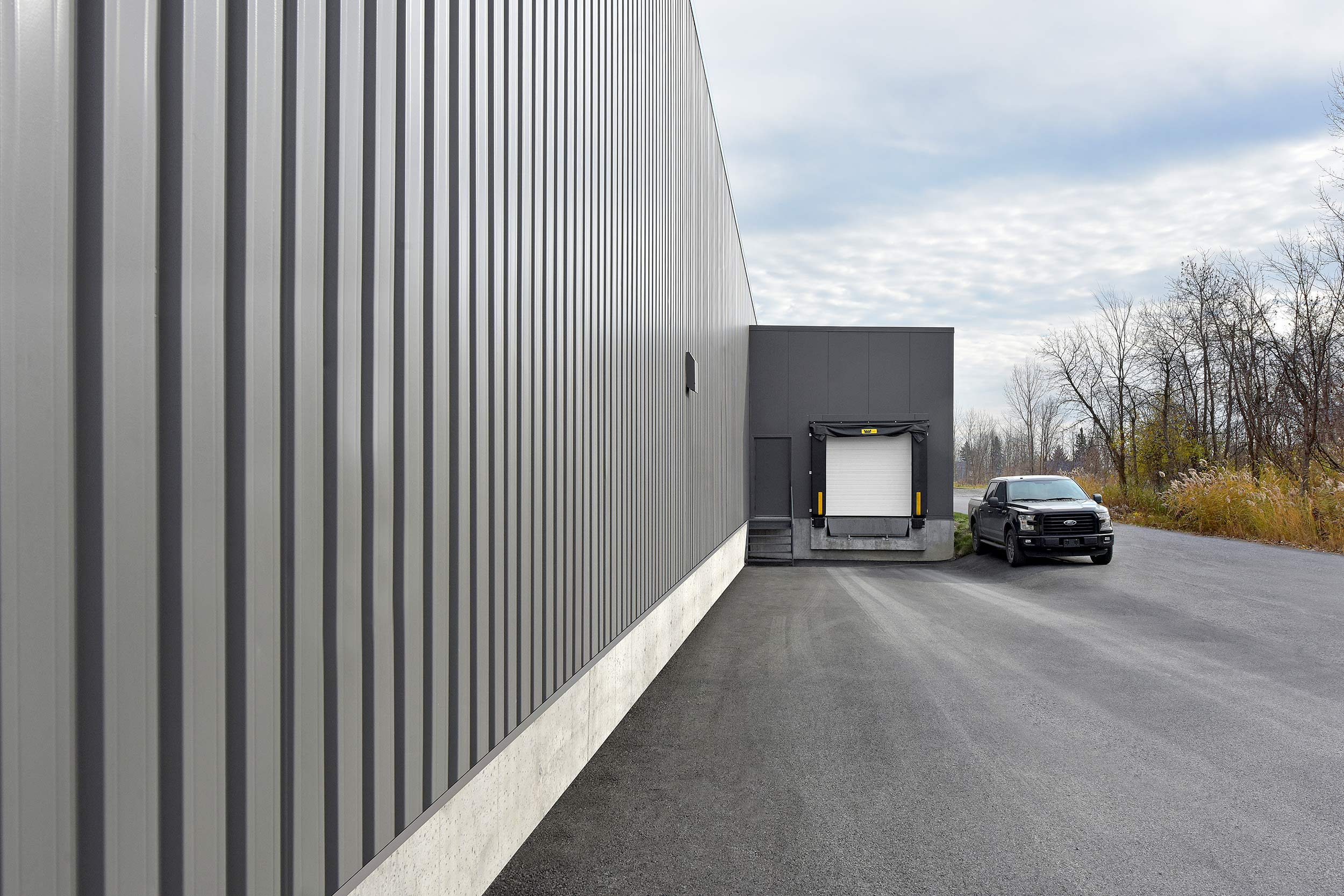Exterieur Tigre Geant 3630 Chemin De Chambly, Longueuil - Phase 1 - Groupe Module