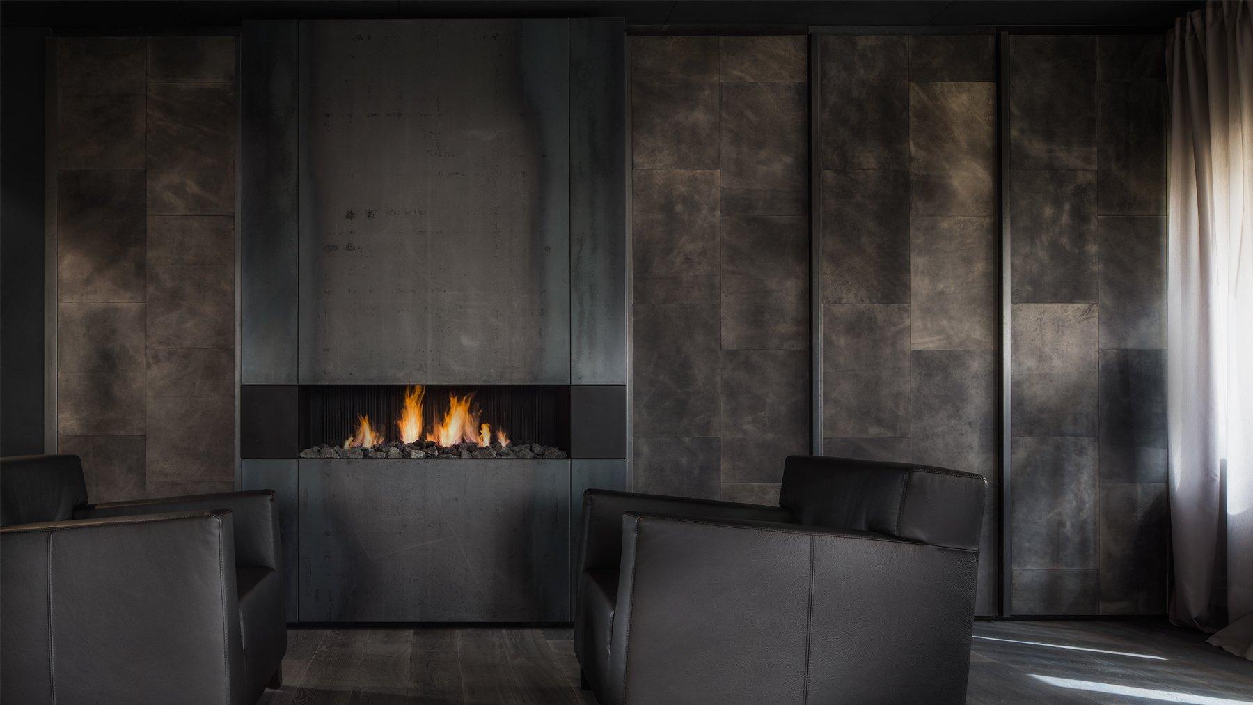 10 Best Modern Fireplaces