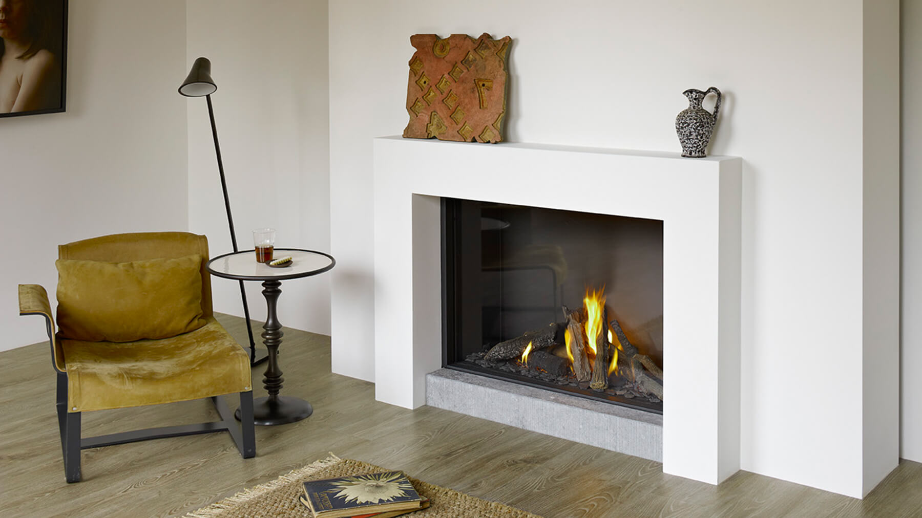 Wall Fireplace Gas Mod 100h Hole In The Wall Fireplace Modus Fireplaces