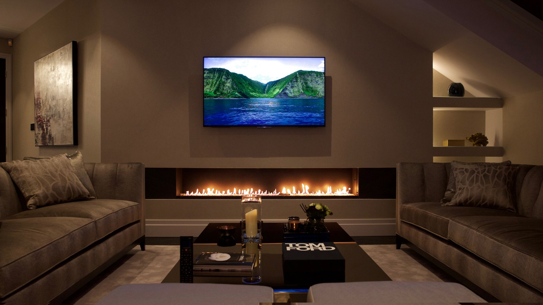 Design Fireplaces Trendy And Contemporary Fireplace Designs