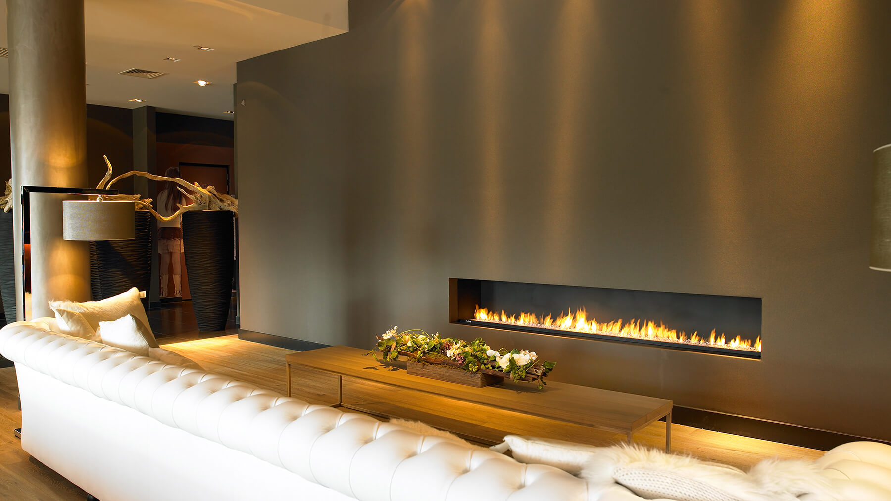 Modern Fireplaces Best Designs For Modern Gas Fires