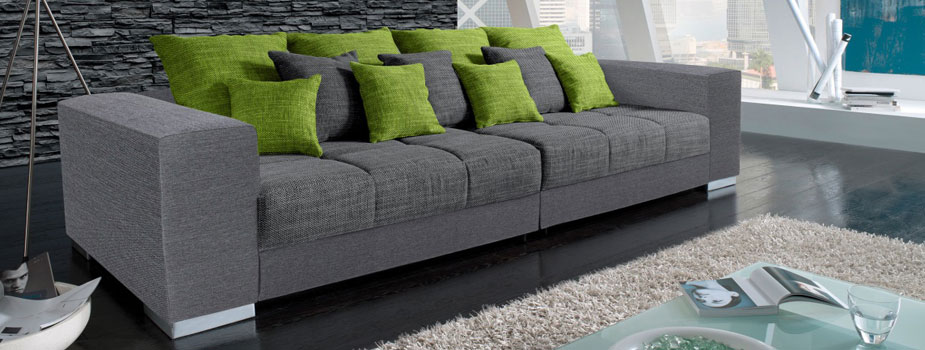 Cnouch Ecksofa Ecksofa Kolonialstil Bettfunktion - Zuhause