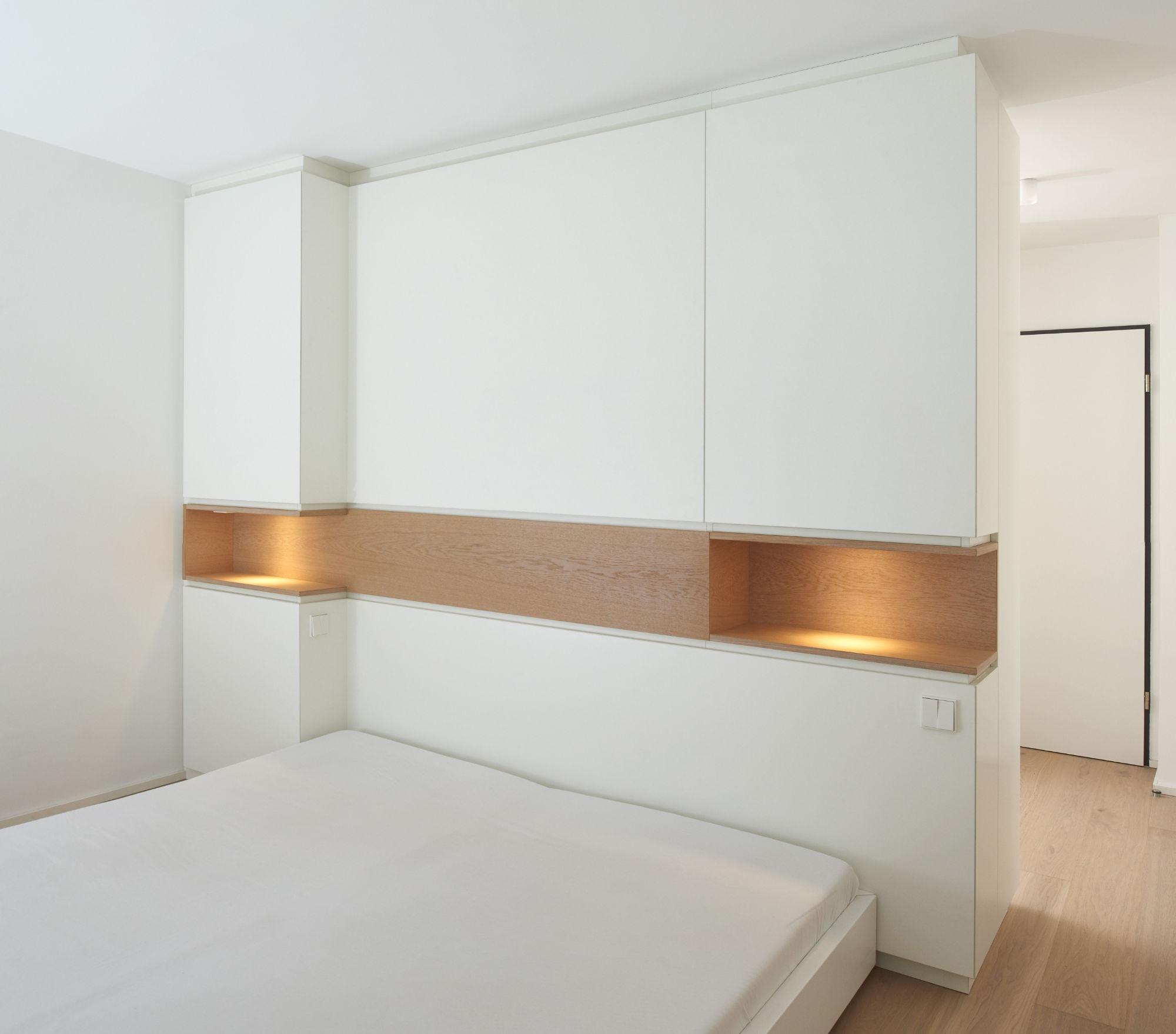 Schlafzimmer Raumteiler | Trennen Losung Wohn Wohnzimmer Ideen ...