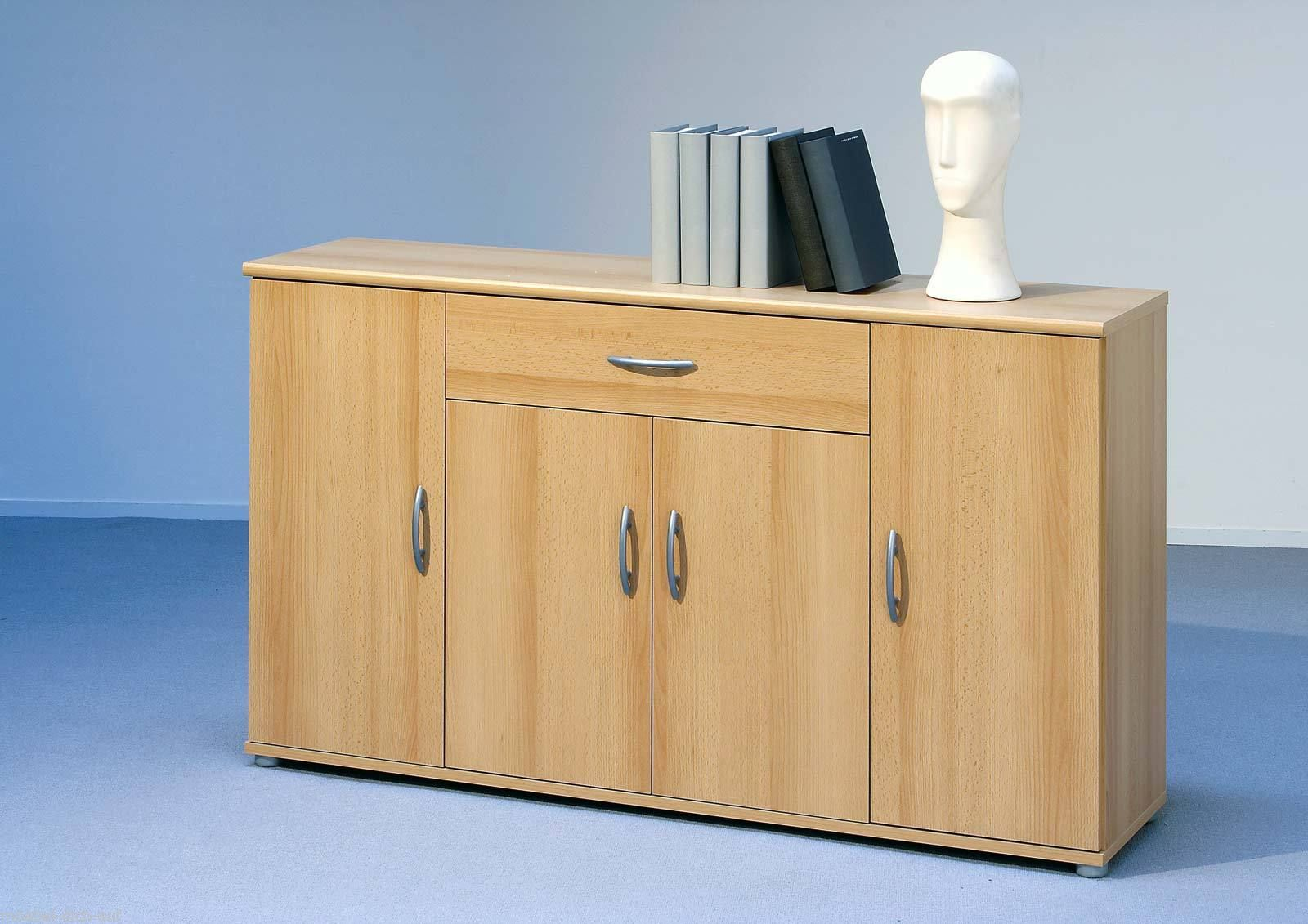 Highboard Kommode Kommode Sideboard Lilly 13 In Buche