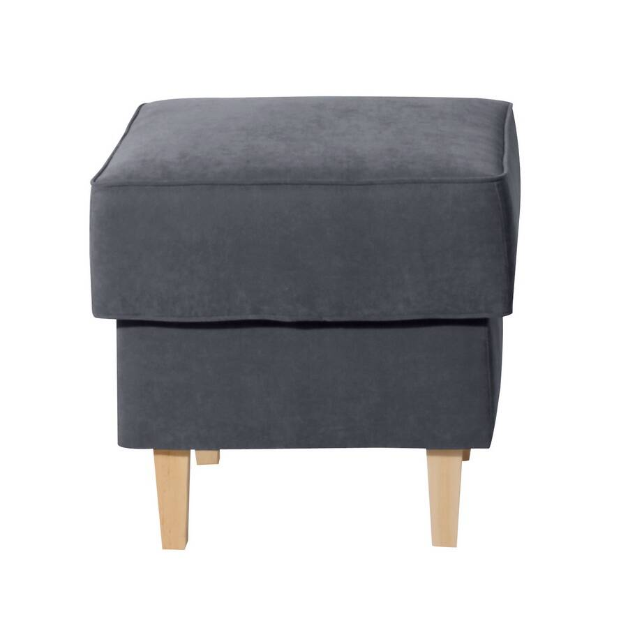Hocker Anthrazit Hocker Lorris Anthrazit - Max Winzer