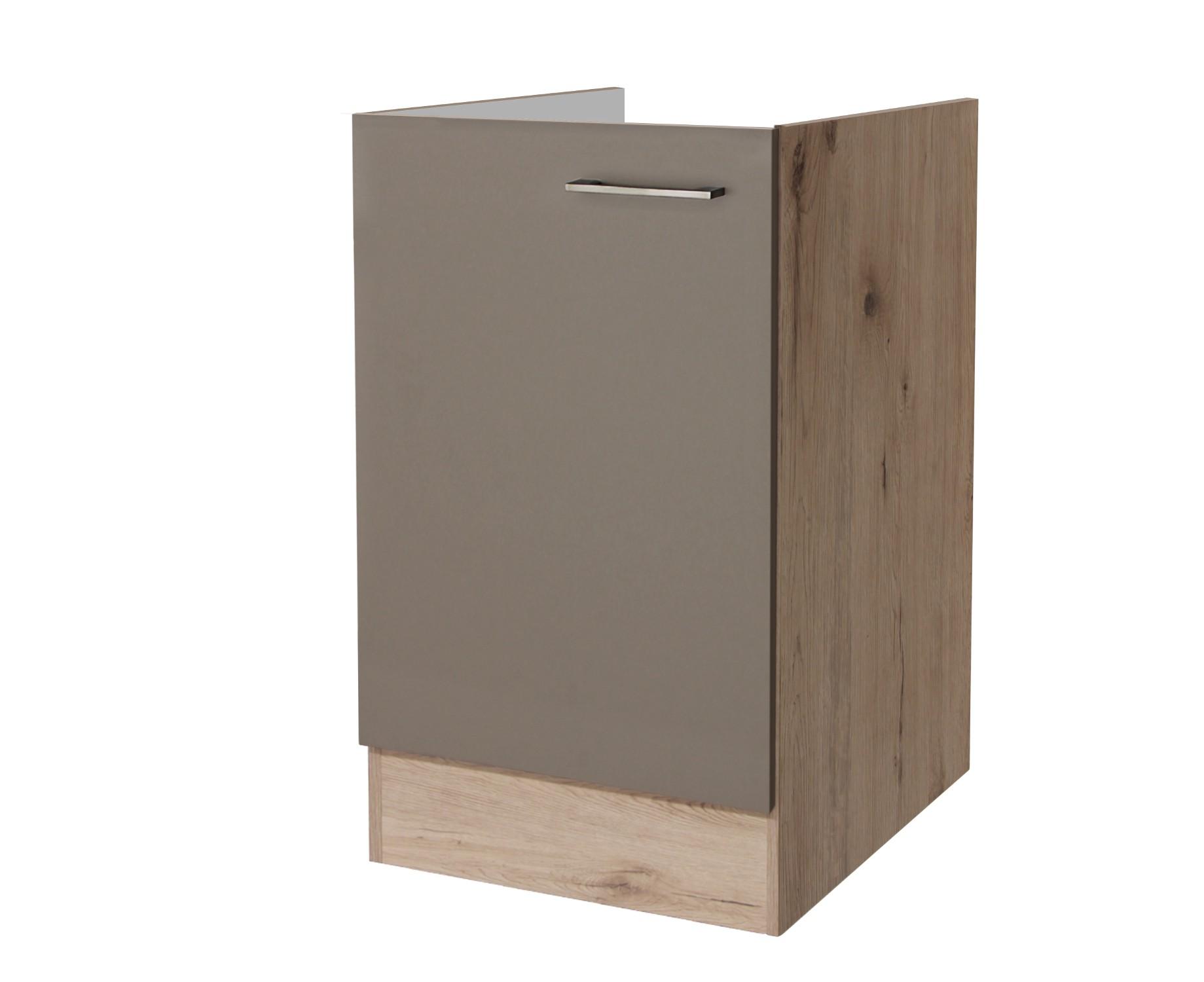 nobilia k chen riva flash 455 seidengrau hochglanz moderne k chen nobilia. Black Bedroom Furniture Sets. Home Design Ideas