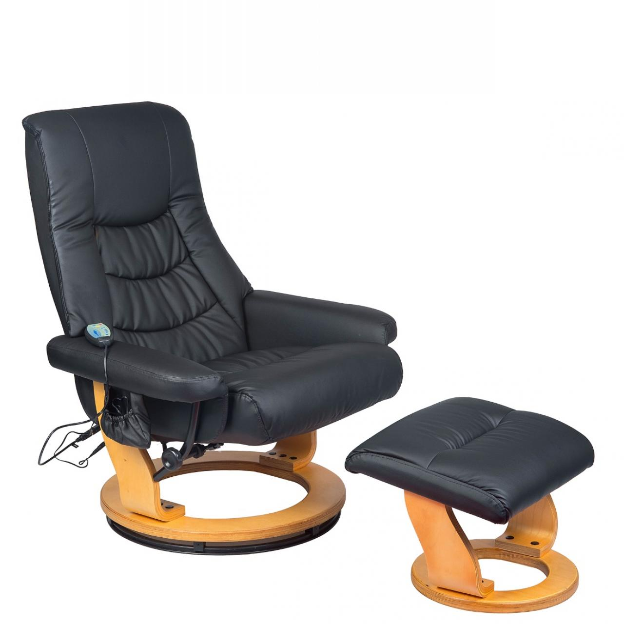 Relax Sessel Relaxsessel Rch Adf Fl0510 Schwarz