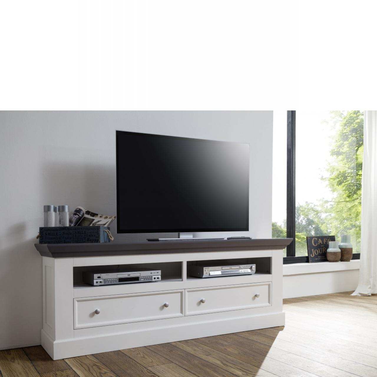 Palisander Möbel Couchtisch Sheesham Massivholz Nature Grey #33 Tv Board Holz Latest Whitney Mountain Tv Board Tren