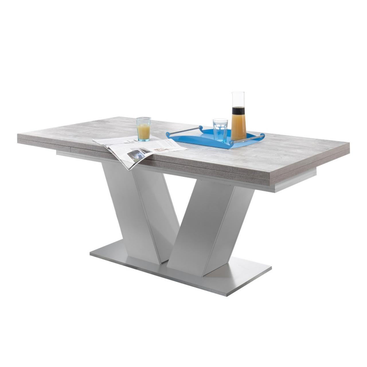 Tisch Betonoptik Esstisch Bandol 1 Kuchentisch Esszimmer Tisch