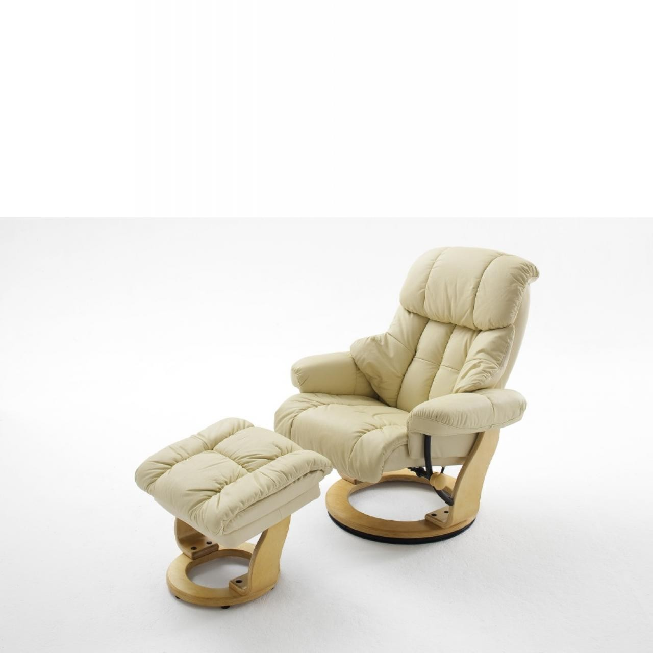 Robas Lund Calgary Sessel Relaxsessel Calgary Creme
