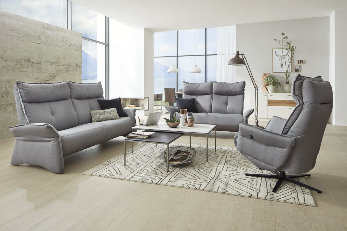 Interliving Ecksofa Interliving Sofa Und Sessel Bei Möbel Janz In Schönkirchen