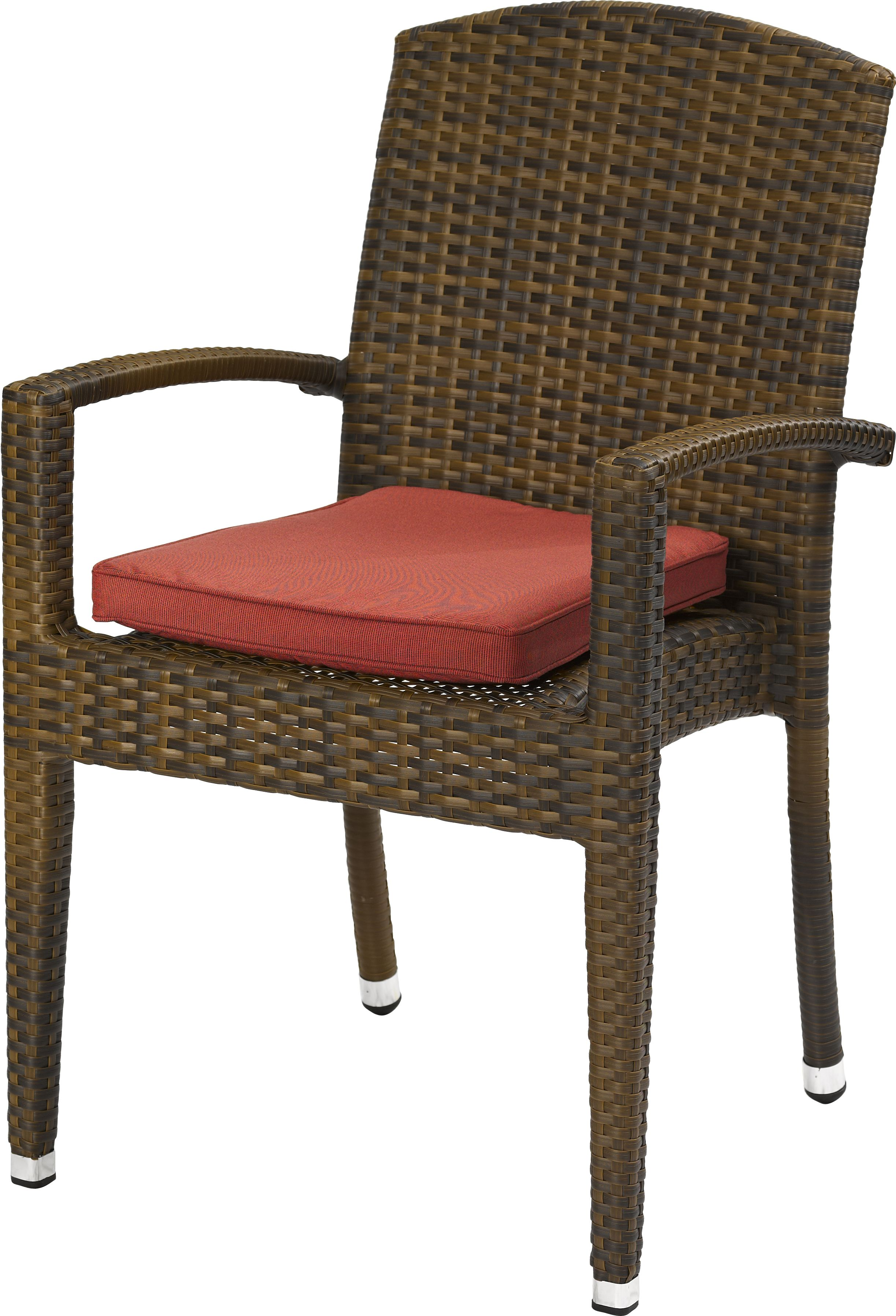 Lounge Sessel Outdoor Outdoor Lounge Sessel Favori Stapelbar Burned Mit Armlehnen