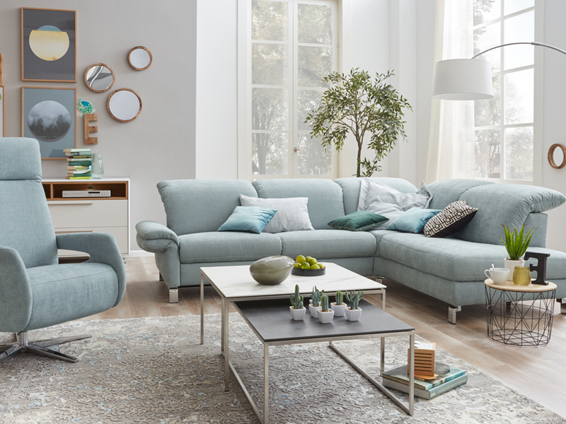 Erpo Sofa Interliving - Möbel Wallach
