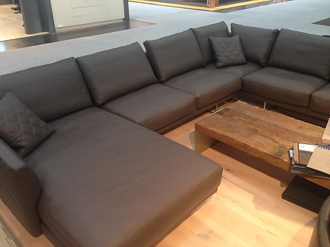 Sessel Hinten Sofas Und Couches Gyform Eliot Grosses Ledersofa In U-form