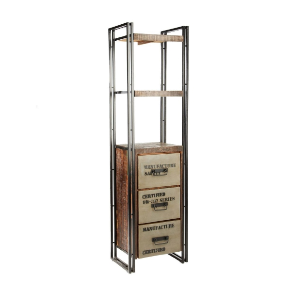 Industrial Möbel Schrank Industrial Möbel Regal - Industrielook | Moebeldeal.com
