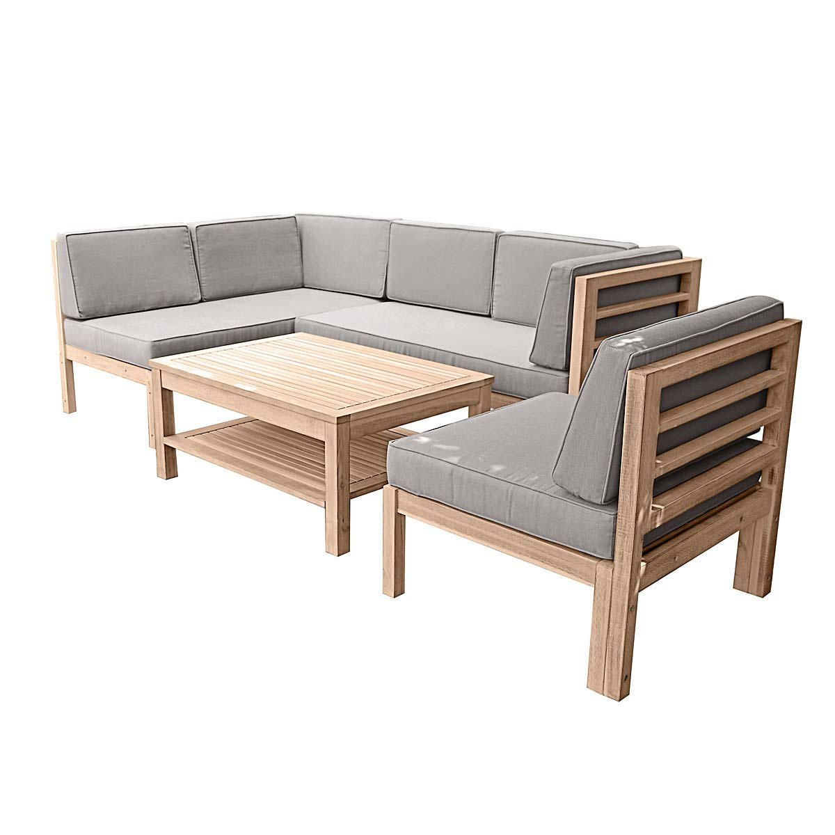 Balkonmobel Set Holz Gartenmobel Set Aus Holz Galerie Kwozalla
