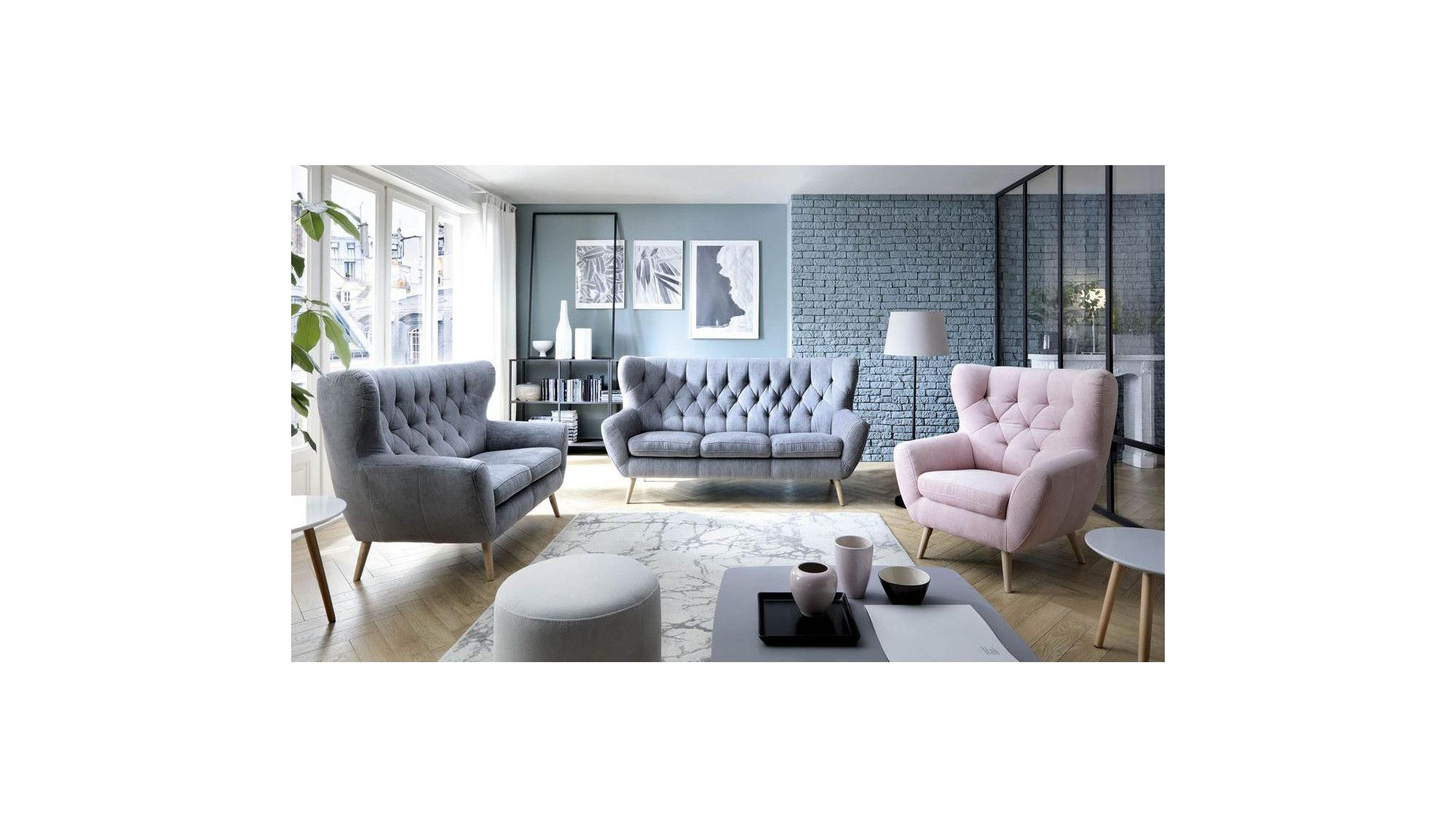 Bequemes Bequemes Sofa 1 2 3 Voss